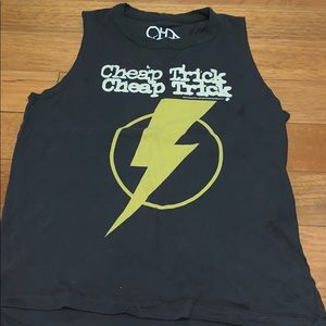 Beautiful chaser tank size small